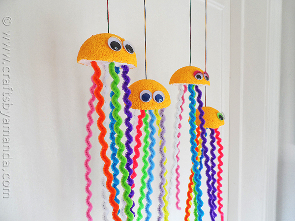 20 Summer DIY Kids Crafts - Awesome Boredom Busters!