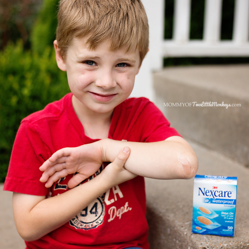 Why We Love Nexcare Bandages (And You Should, Too!)