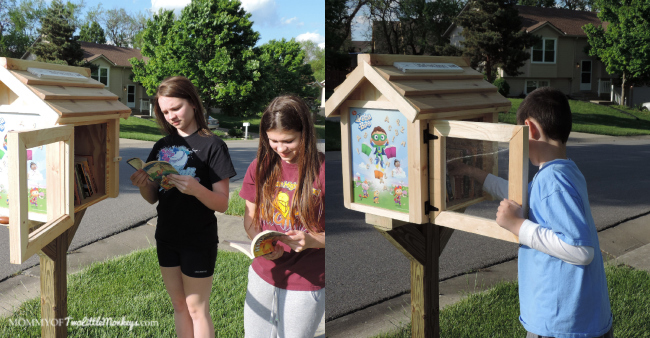 The Little Free Library is Coming to Greenwood Missouri!