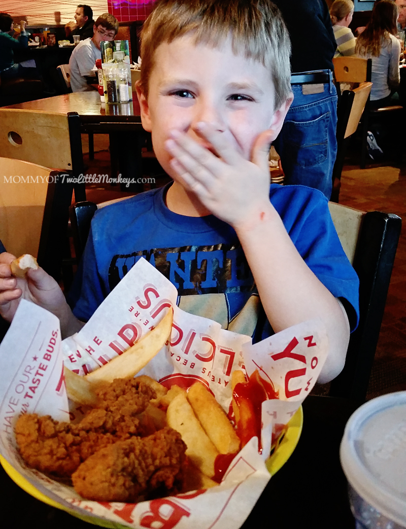 Red Robin's Interactive Allergen Menu - Making Dining Out a Breeze!