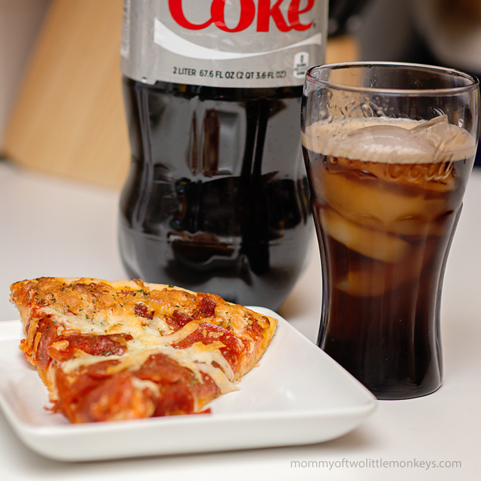 Summer of Effortless Meals with Coca Cola!