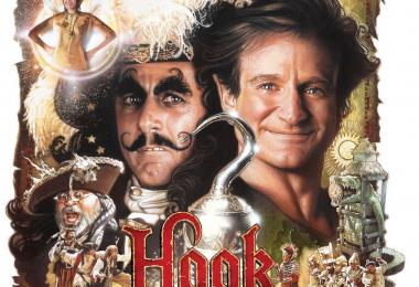 Hook Starring Robin Williams