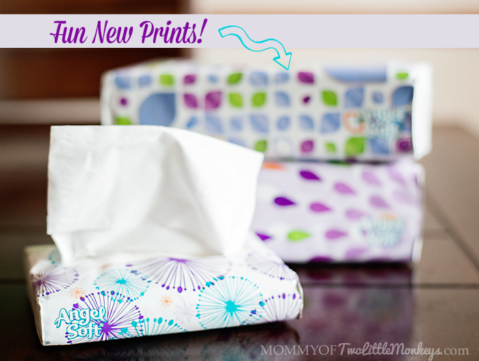 How Angel Soft Saved My Tissue Box Sanity!
