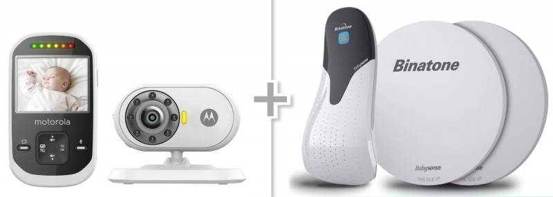 Baby Shower Gift Guide - Day 4 - Easing Worries with Motorola Baby Monitors