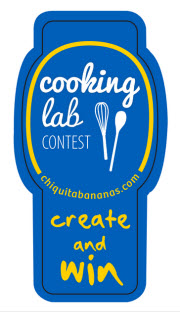 Calling All Banana Lovers! #ChiquitaCookingLab Recipe Contest