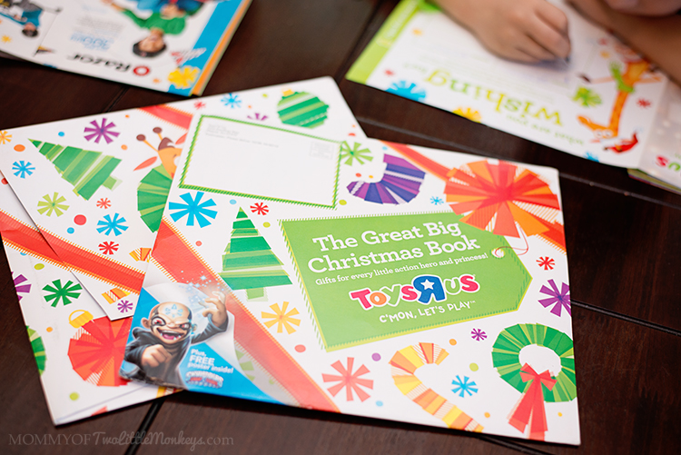 "The Toys ""R"" Us Christmas Book"