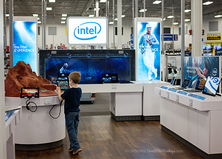 Experience New Technologies from Intel at Best Buy - 3d Printing, Virtual Reality & More!