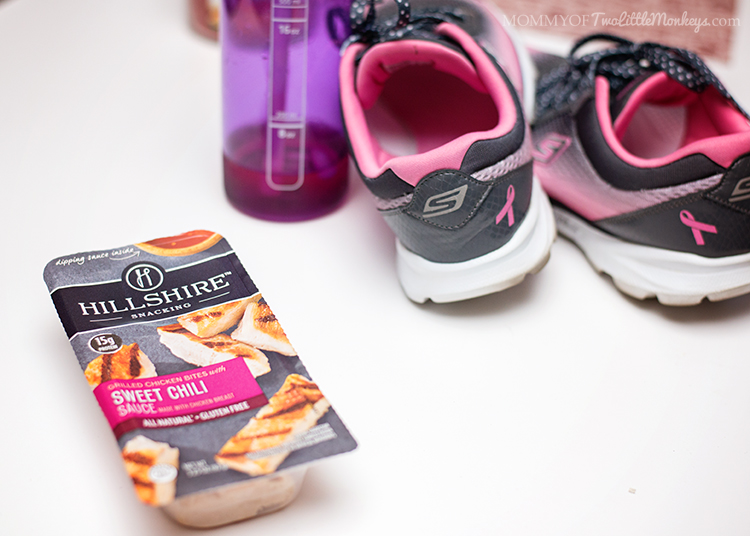 High Protein Options for After Work-Out Snacking #HillshireSnackPros
