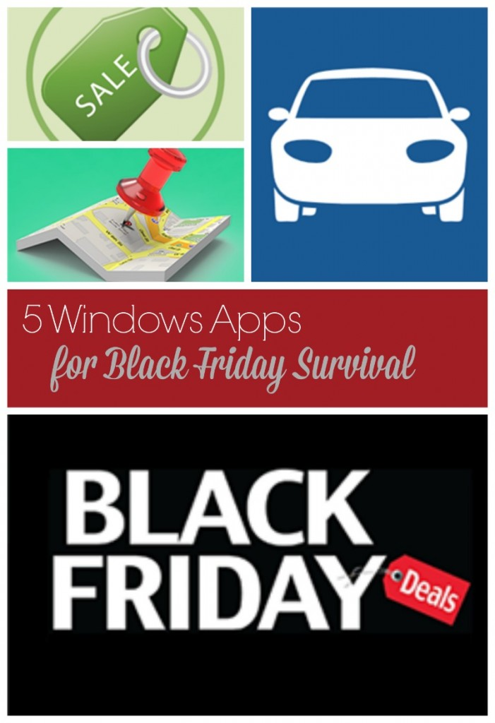 5 Must-Have Windows Apps for Black Friday Survival