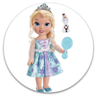 Toddler Frozen Elsa Doll