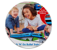 Little Tikes Bullet Train