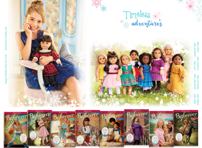 Shop American Girl - Holiday Gift Ideas