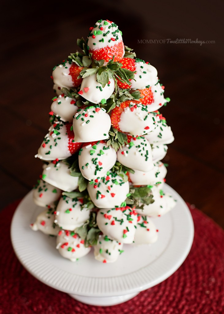 Holiday Food Menu - Edible Centerpieces, Desserts & Appetizers!