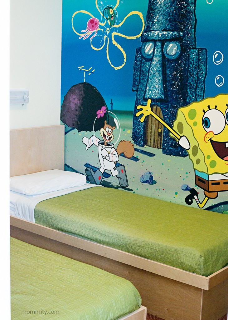 Nickelodeon Hotel in Orlando - We Celebrated with Julius Jr!
