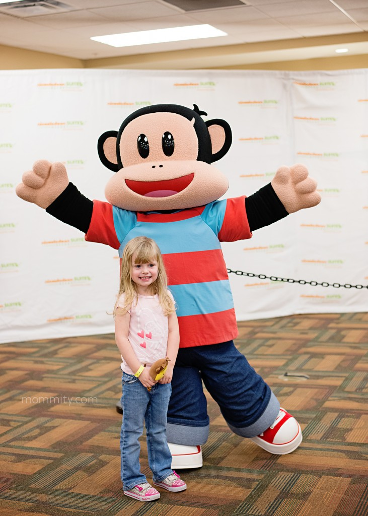 Nickelodeon Hotel in Orlando - We Celebrated with Julius Jr!