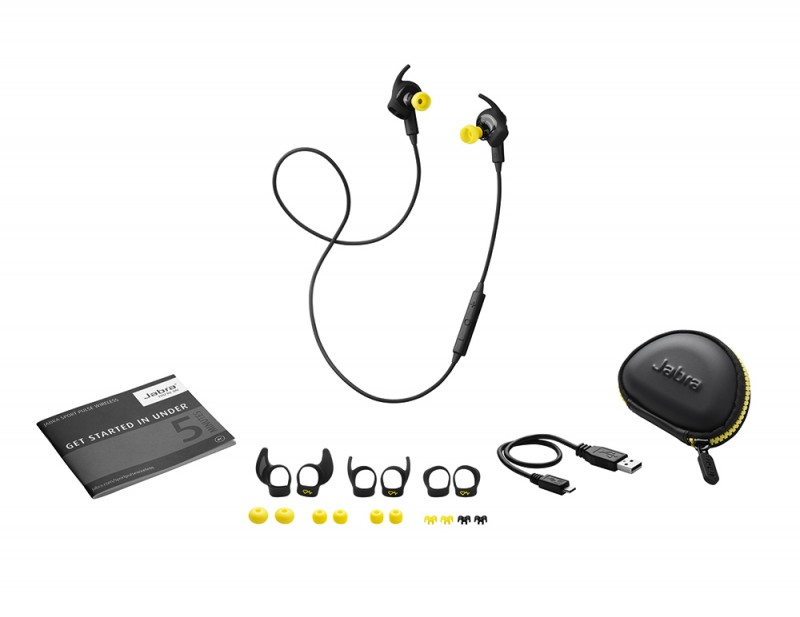 Reaching Fitness Goals with Jabra Headphones from Best Buy