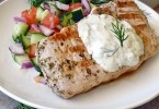 greek-style-pork-chops