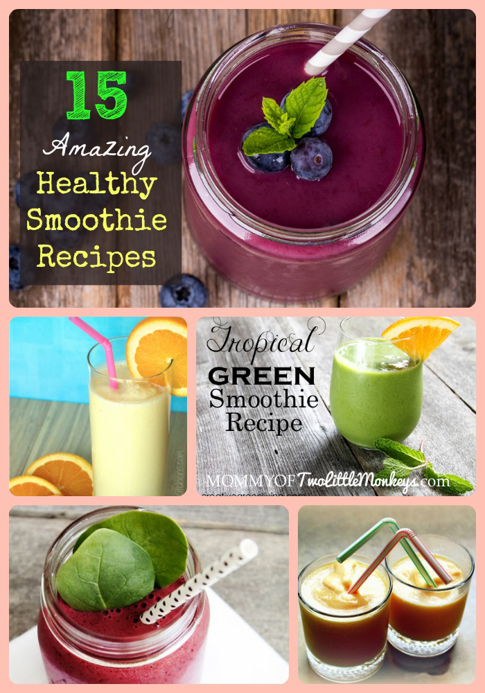 My Secret Weapon to Eat More Fruits & Veggies : 15 amazingly delicious recipes to get your diet off on the right start