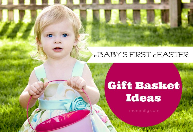 Babys first easter gift basket ideas r us