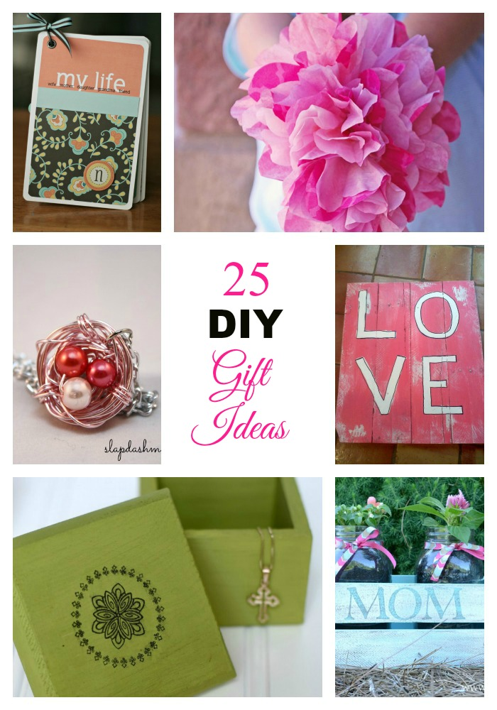 25 DIY Gift Ideas That Every Girl Will Love!