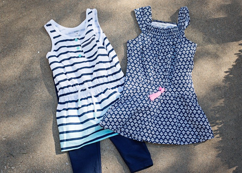 Inspiration for Your Child's Spring Wardrobe #SpringIntoCarters