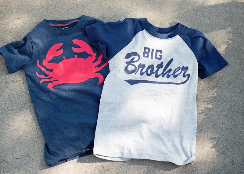 Inspiration for Your Child's Spring Wardrobe #SpringIntoCarters