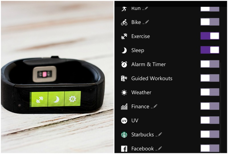 Take your summer fitness goals to a new level with the Microsoft Band!
