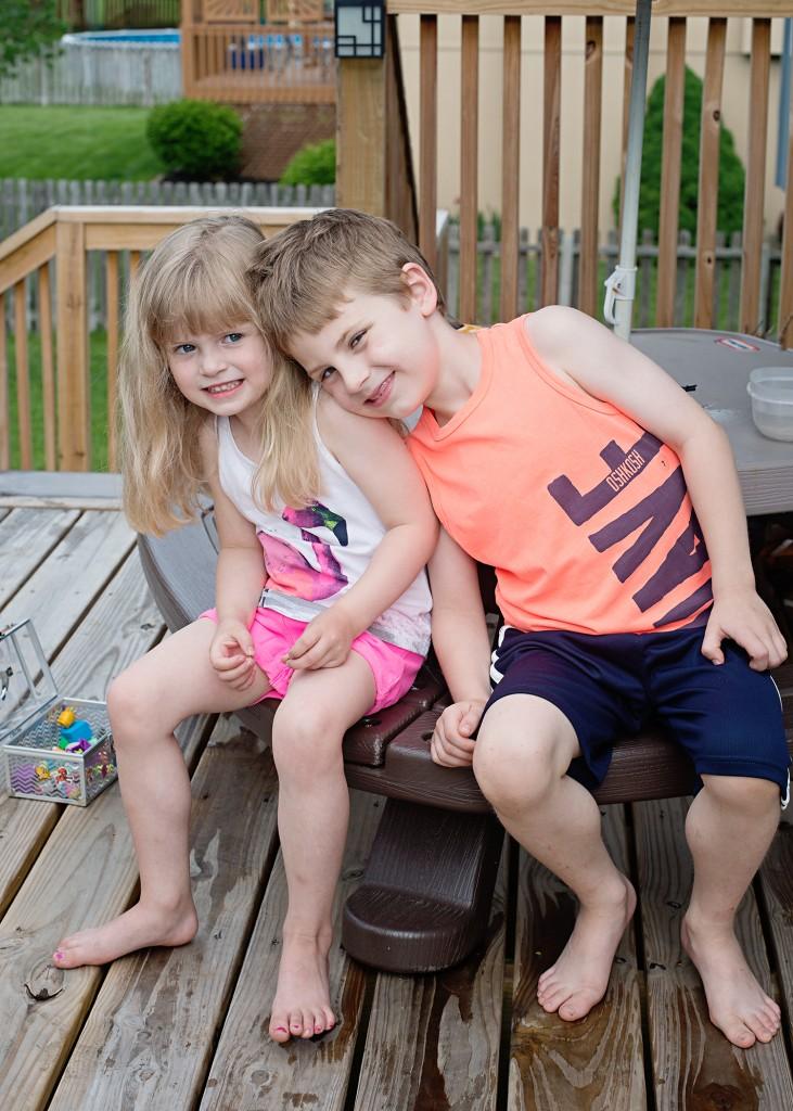 OshKosh B'Gosh Summer Styles - S'mores, Family Fun & Printable Coupon! #HelloSummerFun