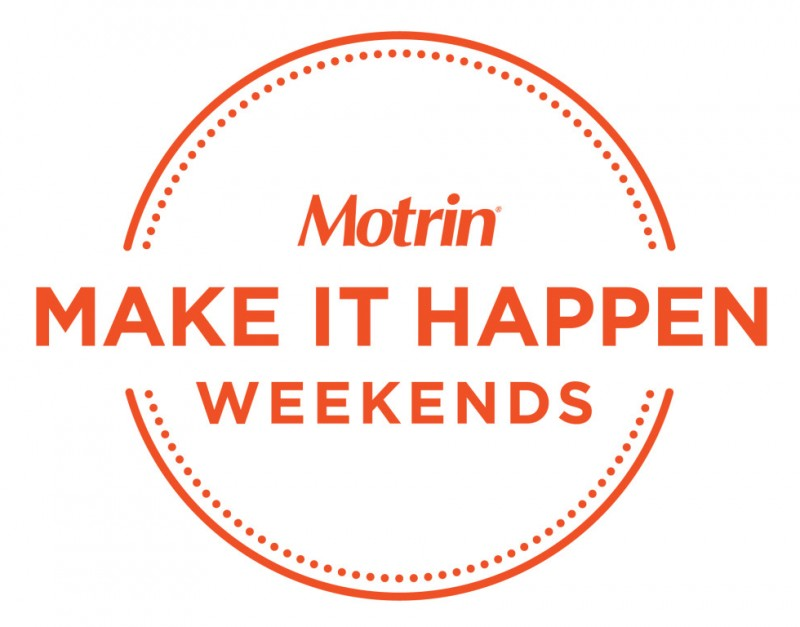 Make It Happen with Motrin and Meet Jennie Garth - Twitter Party Today!