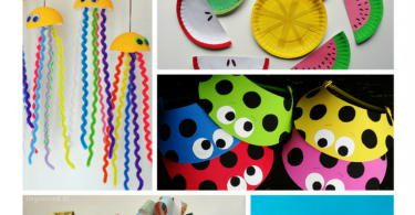 Looking to cure summer boredom?This collection of 20 Summer DIY Kids Crafts & activities is a great way to keep the kids busy this summer!