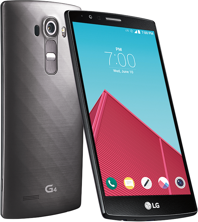 We Checked Out The New LG G4 SmartPhone! #LGG4