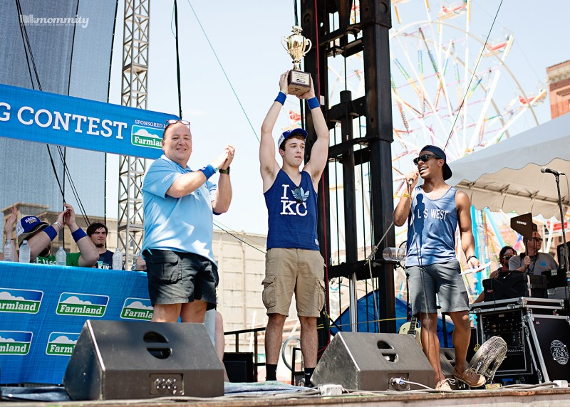 Kansas City's Boulevardia Weekend Event - Beer, Bacon, Music & Family Fun