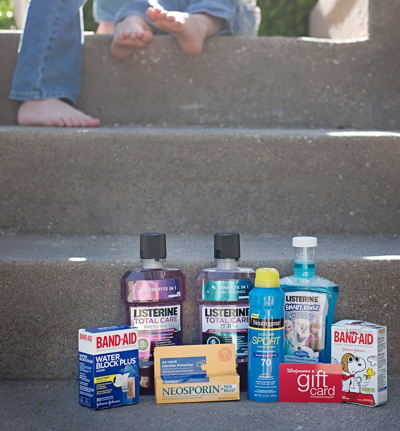 Summertime Changes to Help Your Family Become Healthier - Products to keep your family taken care of this summer