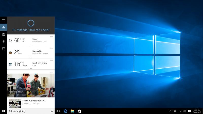 Cortana-in-Windows-10