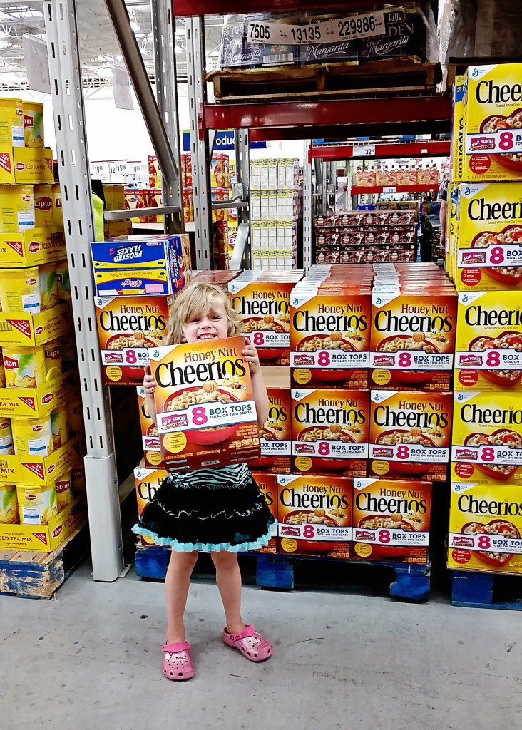 Why We Should All Be Saving Box Tops for Our Schools #boxtops4education