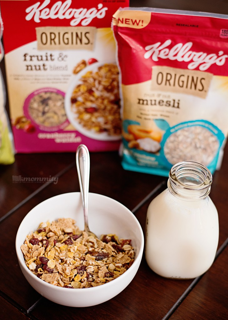 Making Breakfast & Snack Time Wholesome