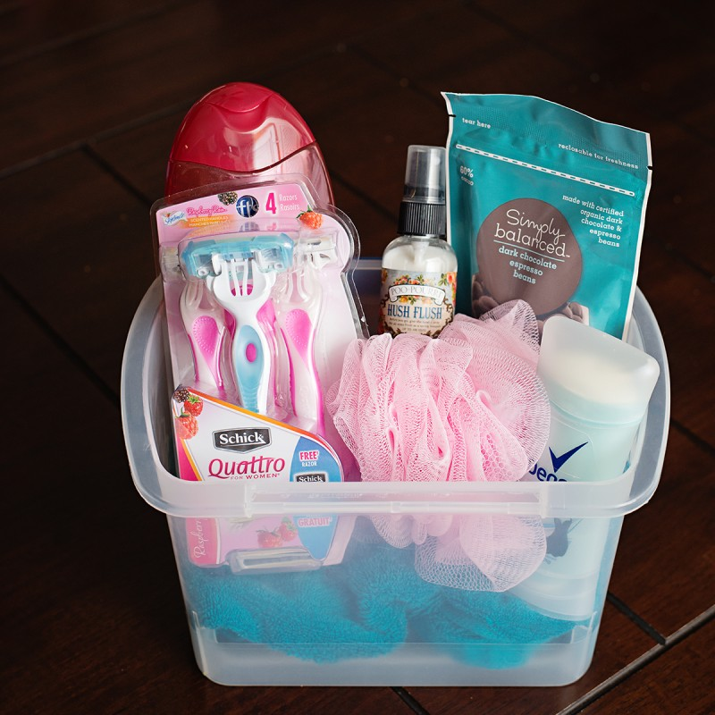 Funny! Yet Useful College Survival Kit Ideas for a Girl