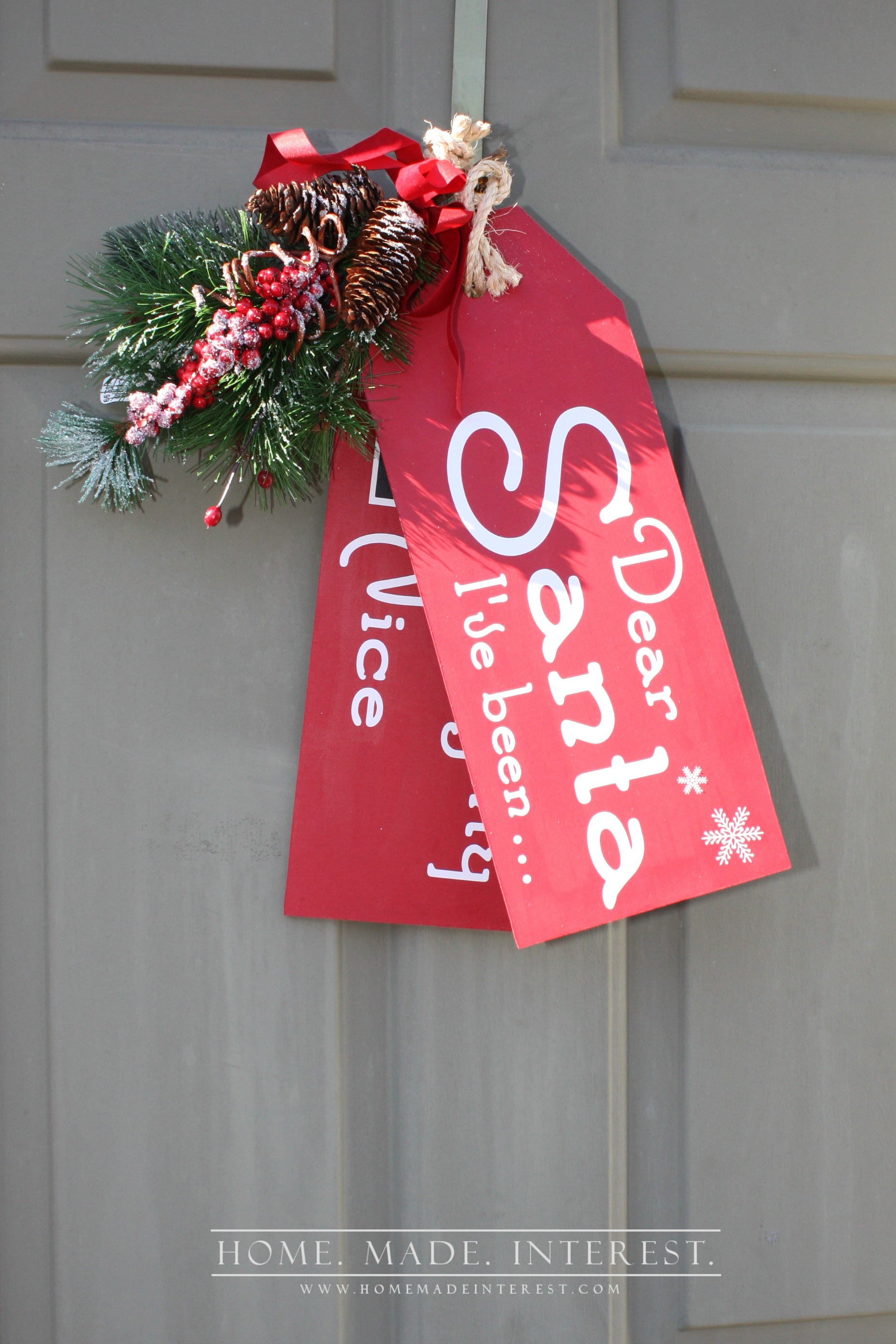 Decorating for the Holidays on a Budget