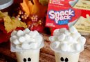Ghostly Pudding Cups Dessert – Fun DIY with Kids!
