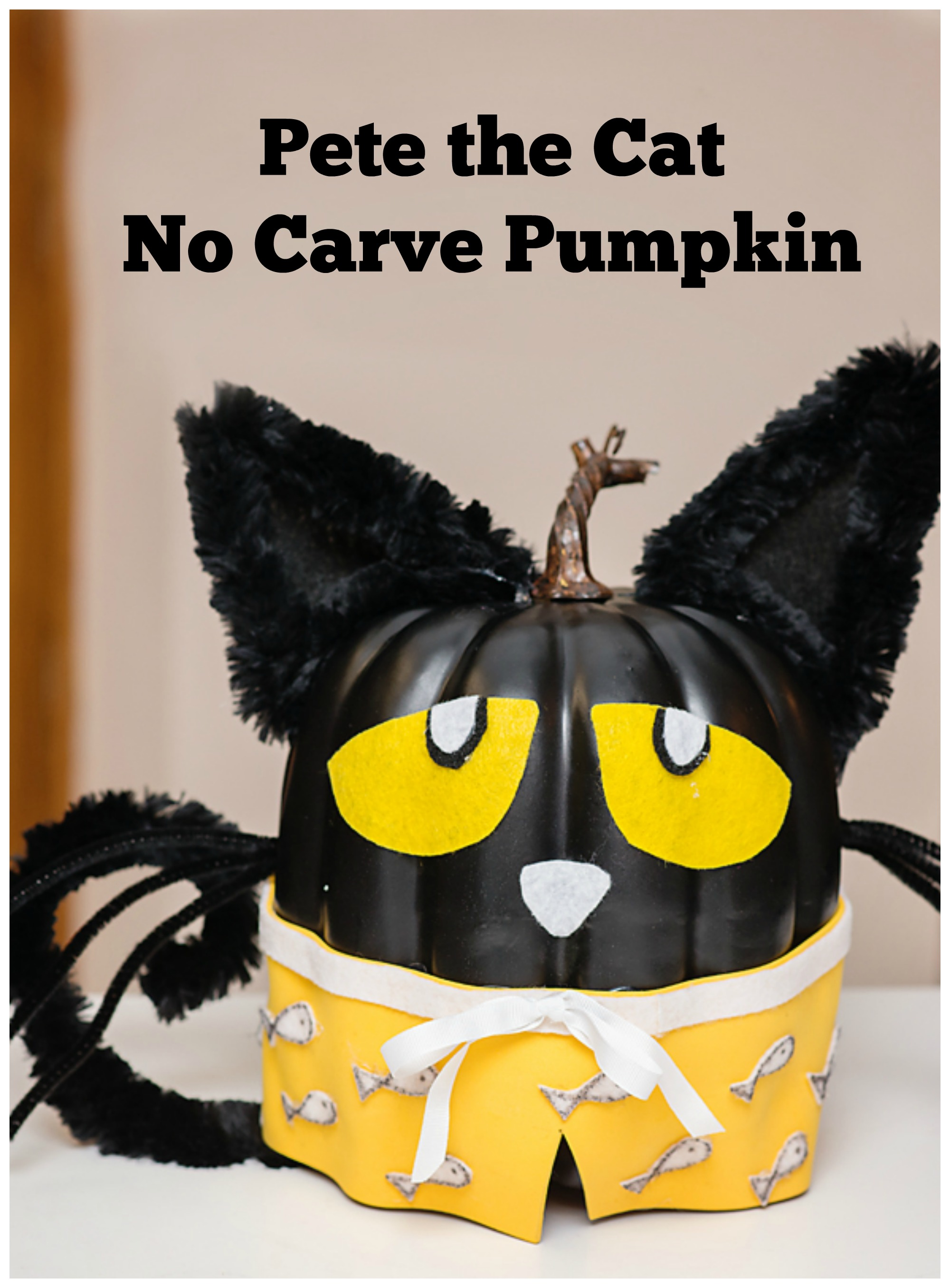 How To Craft Carved Pumpkins