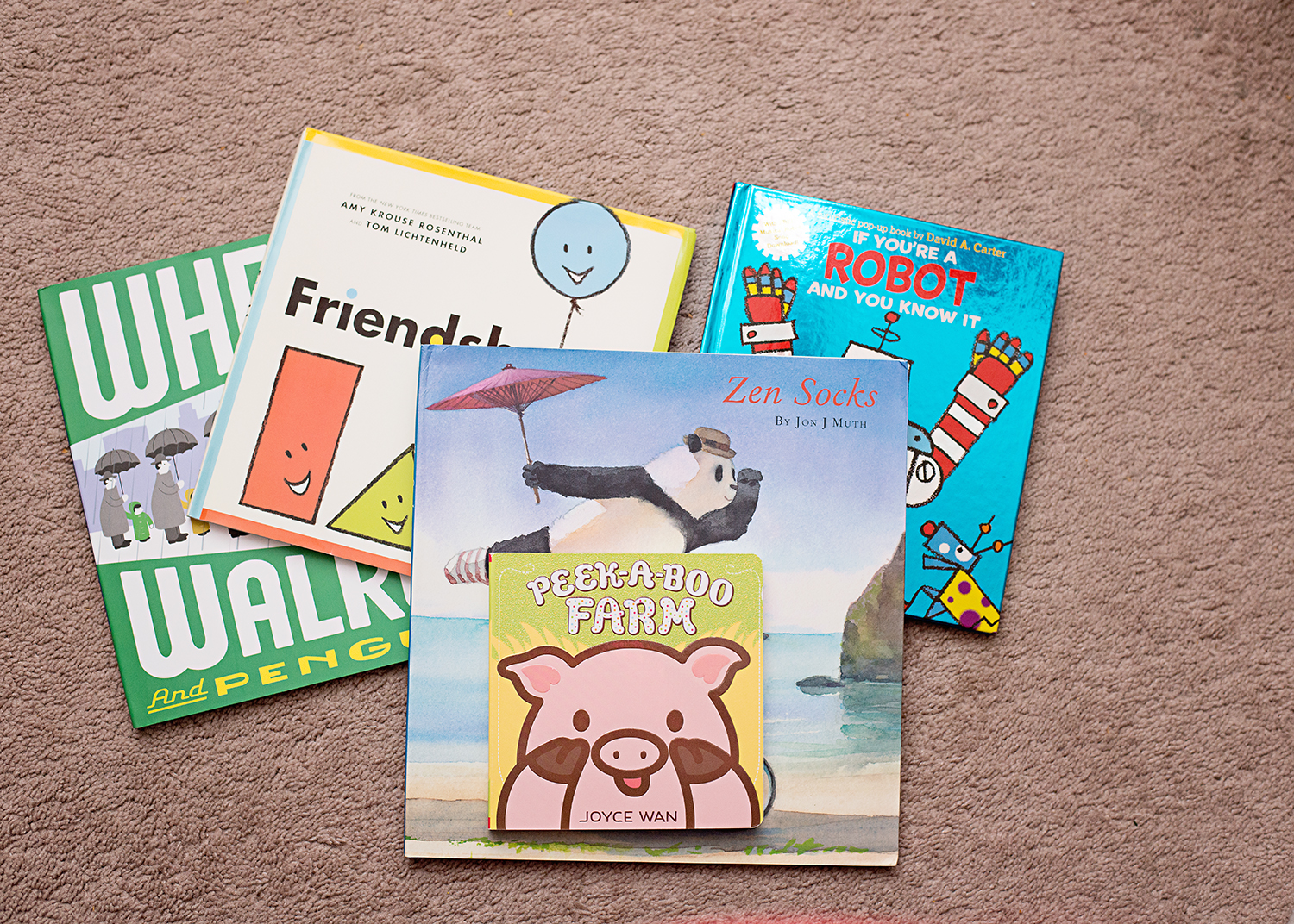 Instilling a Love of Reading in Children at a Young Age - Scholastic Giveaway