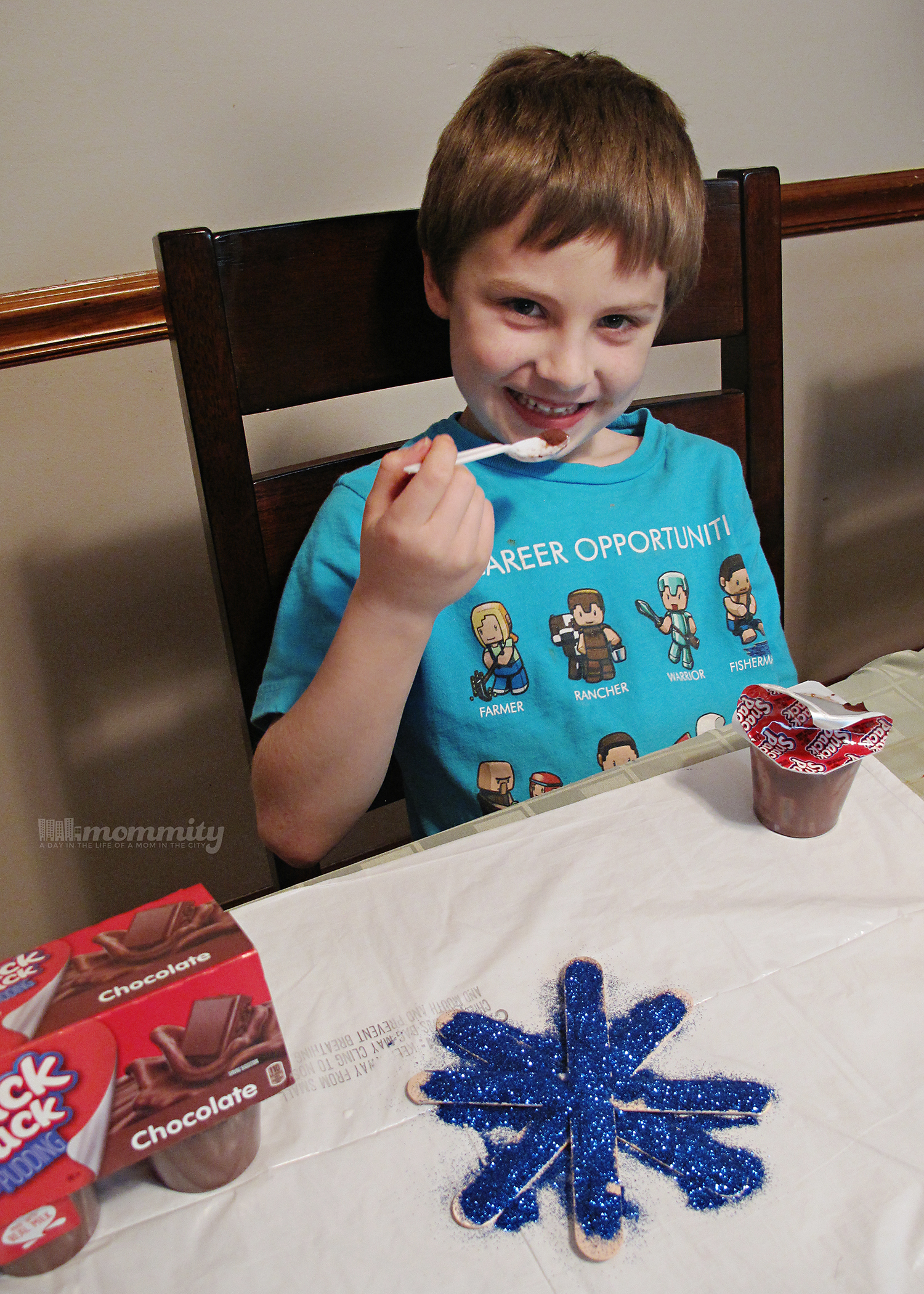 Winter Art Projects to Do With the Kids