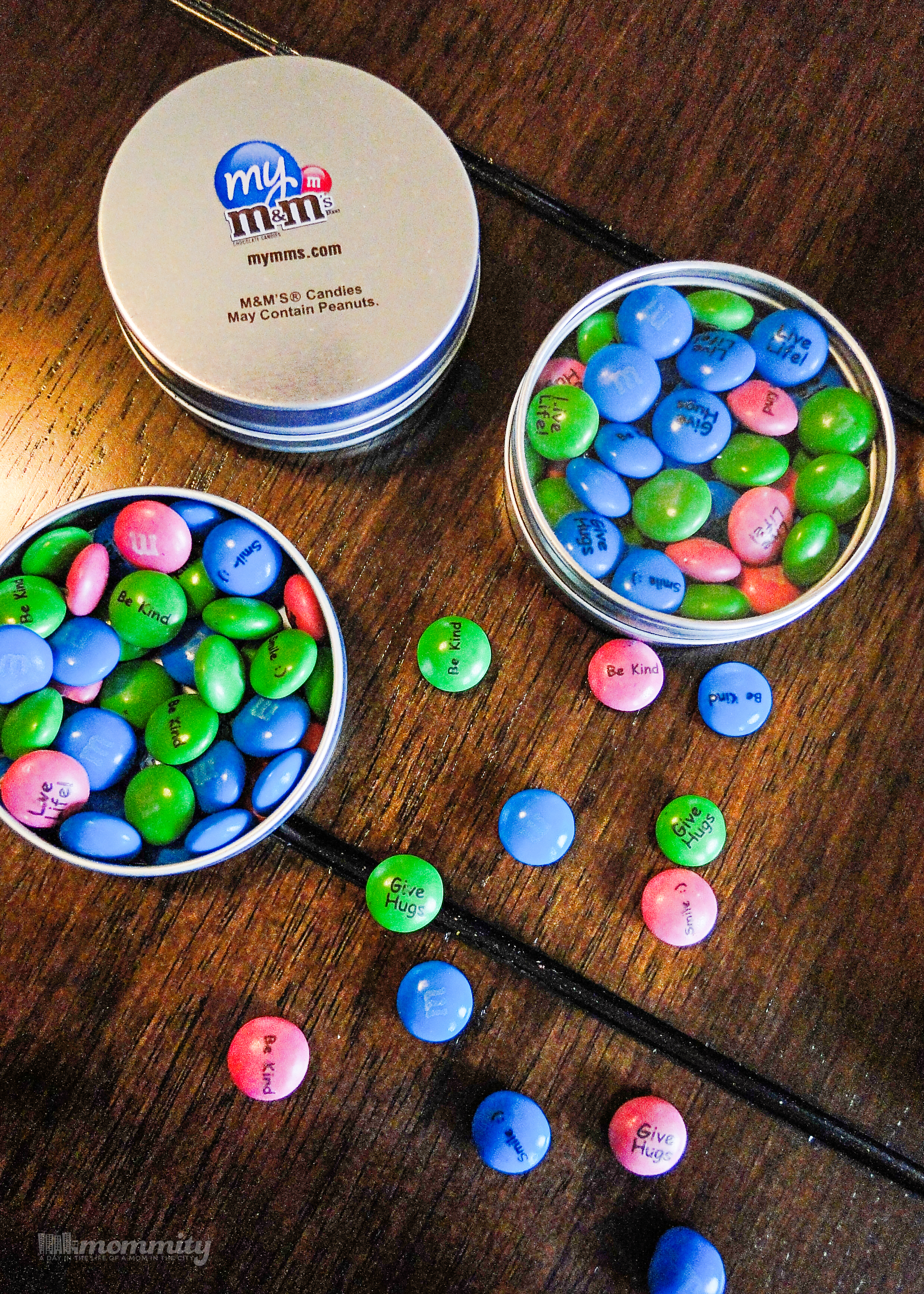 Spreading Some Cheer with My M&M's - Free ROAK Printable!