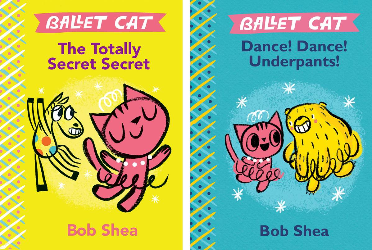 Ballet Cat - Kids Book Series Giveaway!