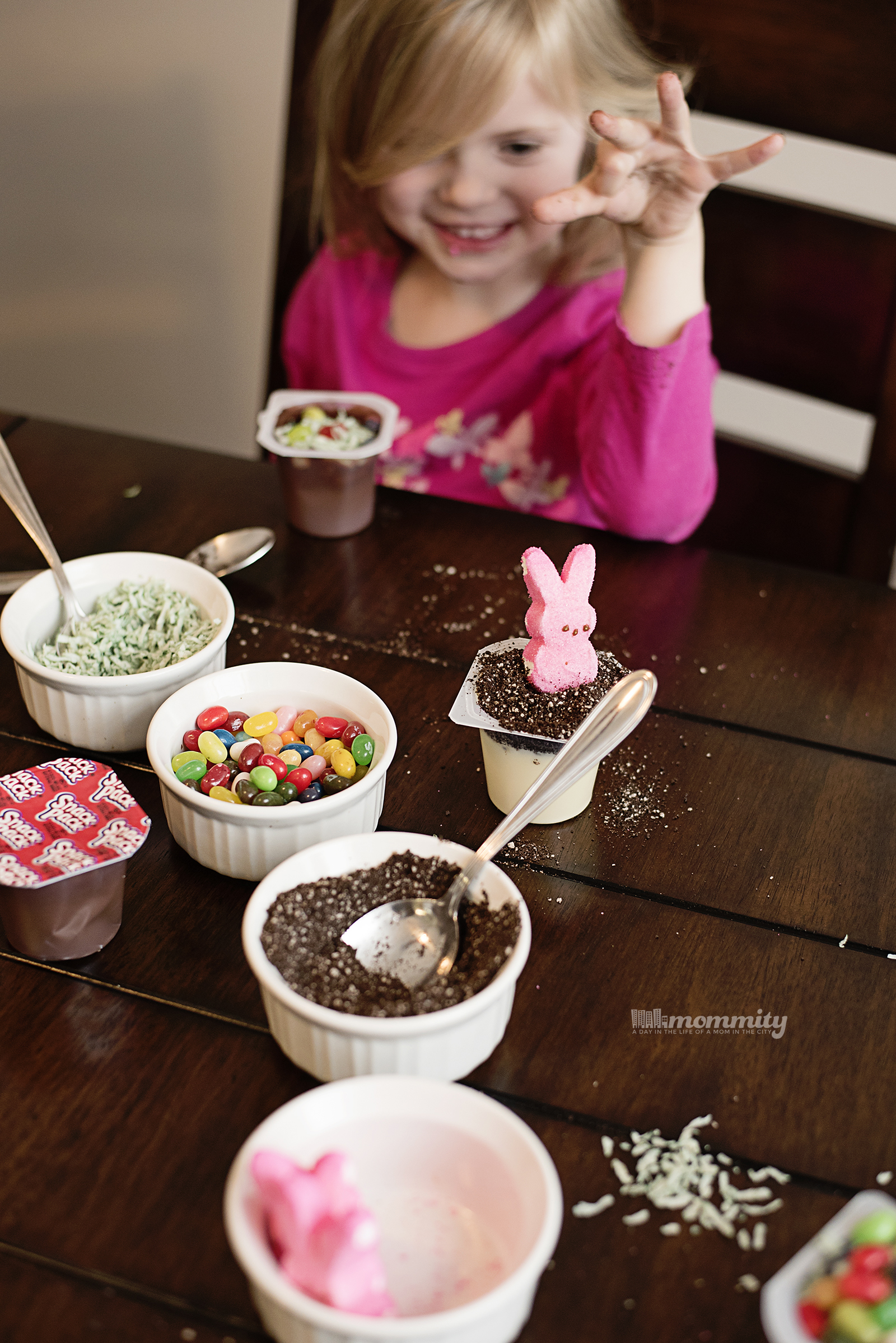 Celebrate Easter with These Fun Snack Pack Pudding Mix-In Ideas!