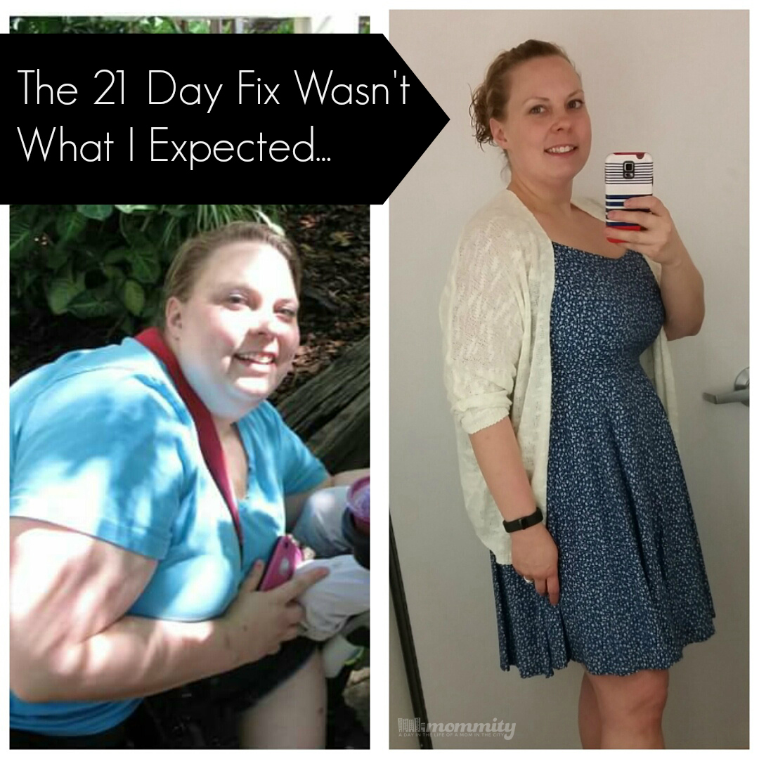 The Beach Body 21 Day Fix Wasn't What I Expected... A journey to lose 78 pounds and how Beach Body helped with the 21 Day Fix