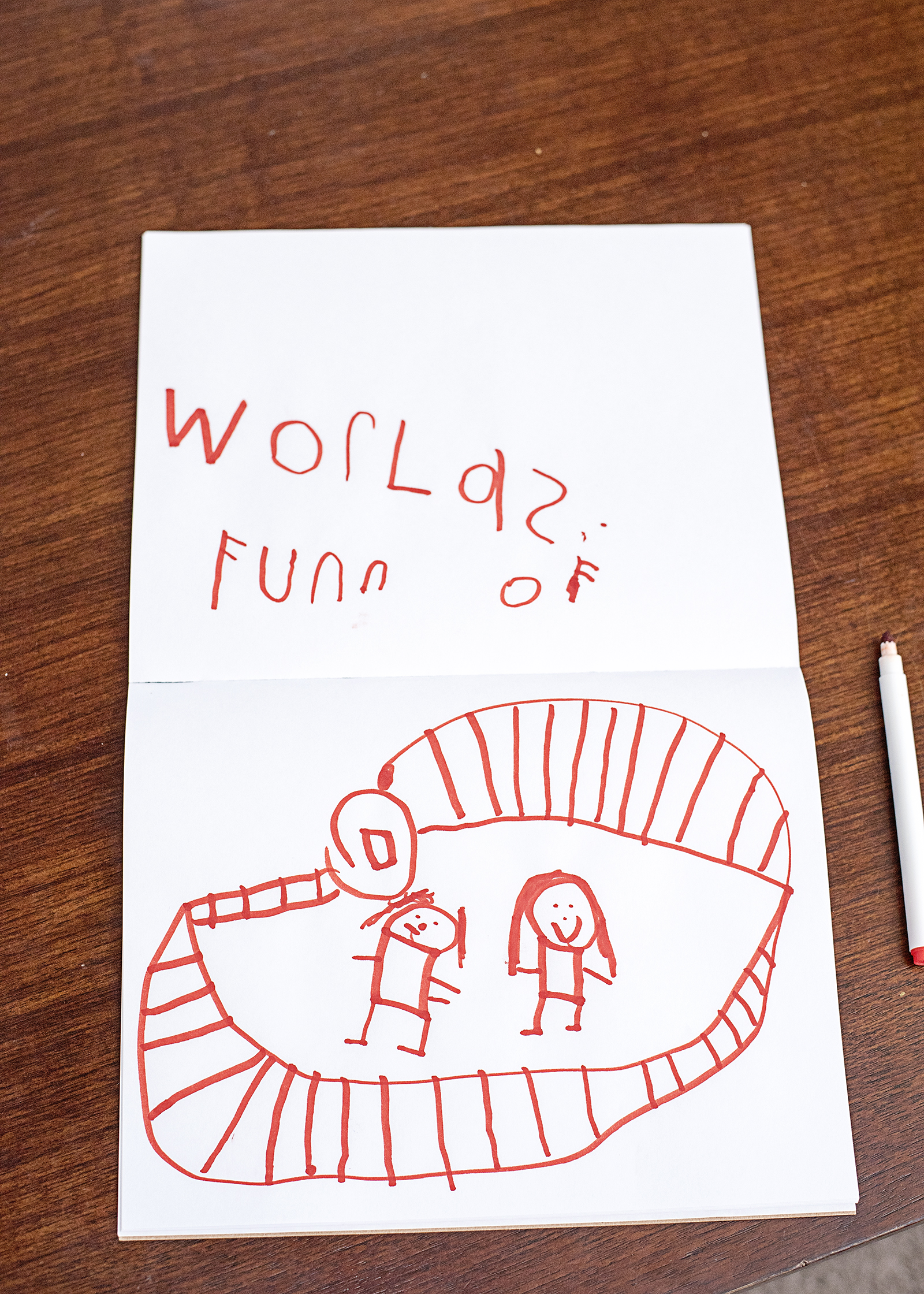Through the Eyes of Andrea: A Day at World's of Fun