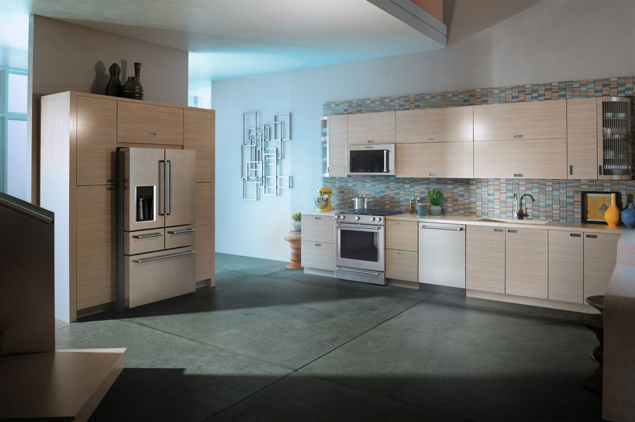 Kitchen Innovations for Every Busy Family - The new Kitchenaid collection at Best Buy is packed full of features! #bbyKA