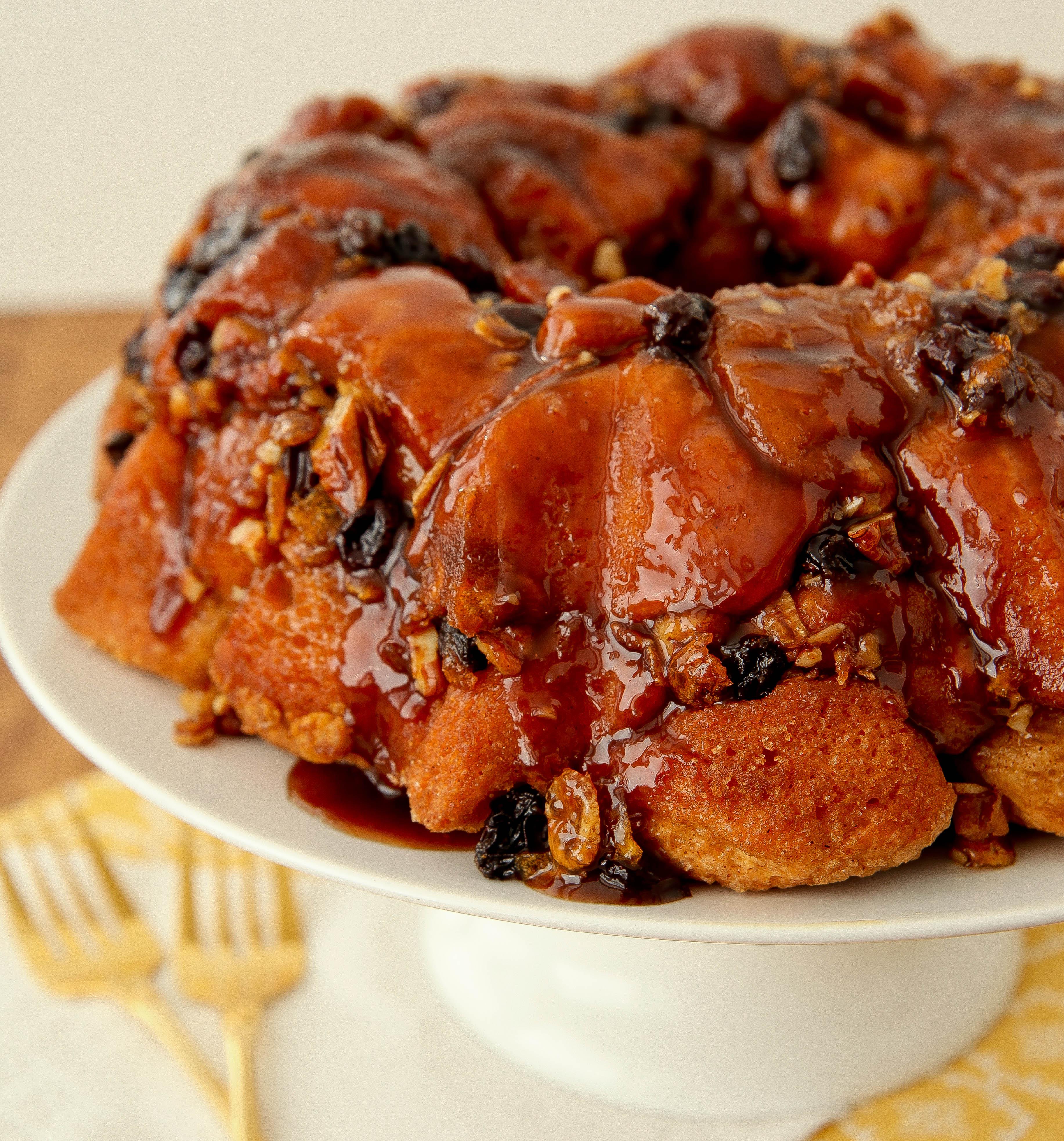 Crunchy Monkey Bread
