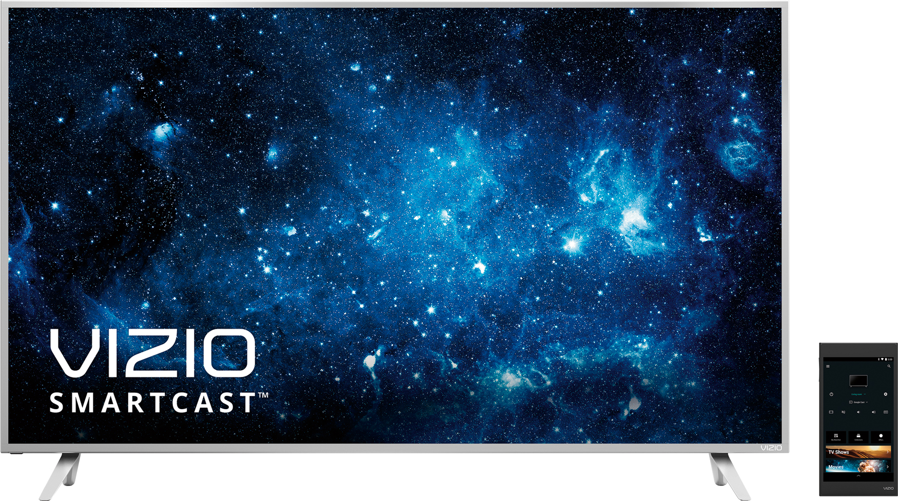 Introducing the all-new @VIZIO SmartCast™ P-Series™ Ultra HD HDR Home Theater Display™!